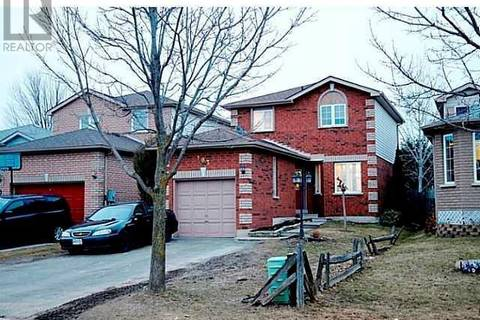 House for sale at 103 Churchland Dr Barrie Ontario - MLS: 30716563