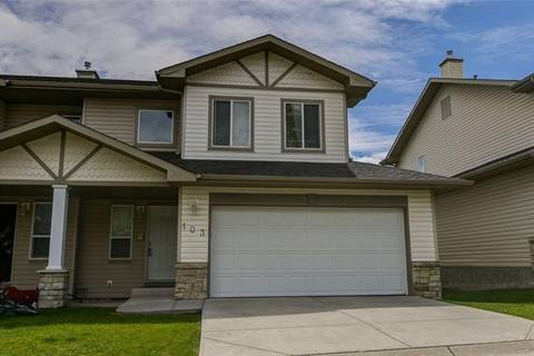 Townhouse for sale at 103 Citadel Meadow Garden(s) Northwest Calgary Alberta - MLS: C4257844