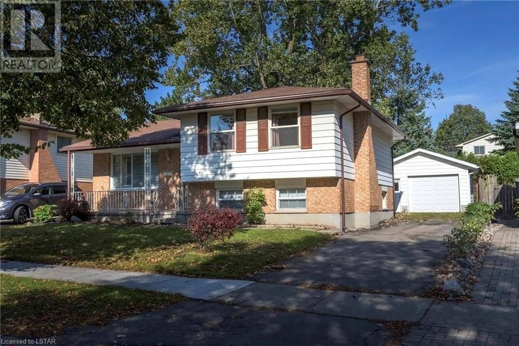 House for sale at 103 Concord Cres London Ontario - MLS: 228017