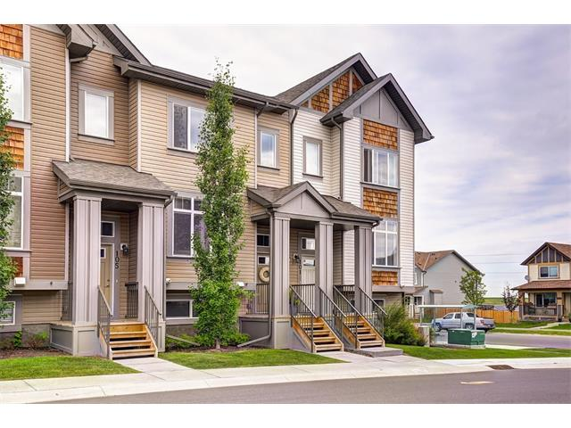 Sold: 103 Copperpond Row Southeast, Calgary, AB