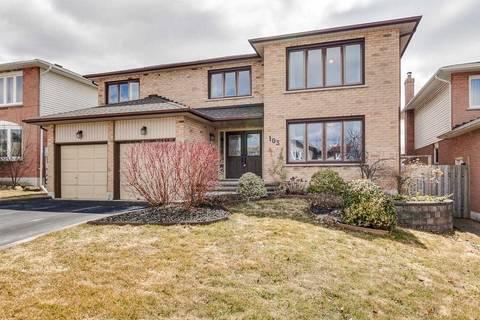House for sale at 103 Devondale St Clarington Ontario - MLS: E4411731