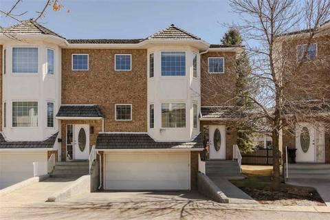 Townhouse for sale at 103 Eagle Ridge Pl Nw Edmonton Alberta - MLS: E4153309