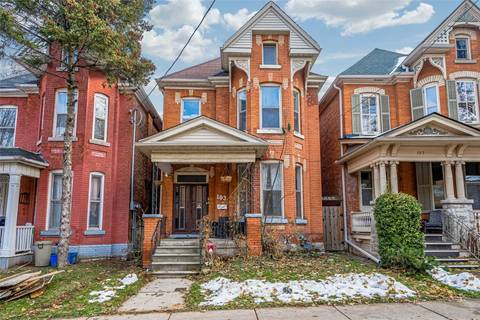Townhouse for sale at 103 Erie Ave Hamilton Ontario - MLS: X4642655
