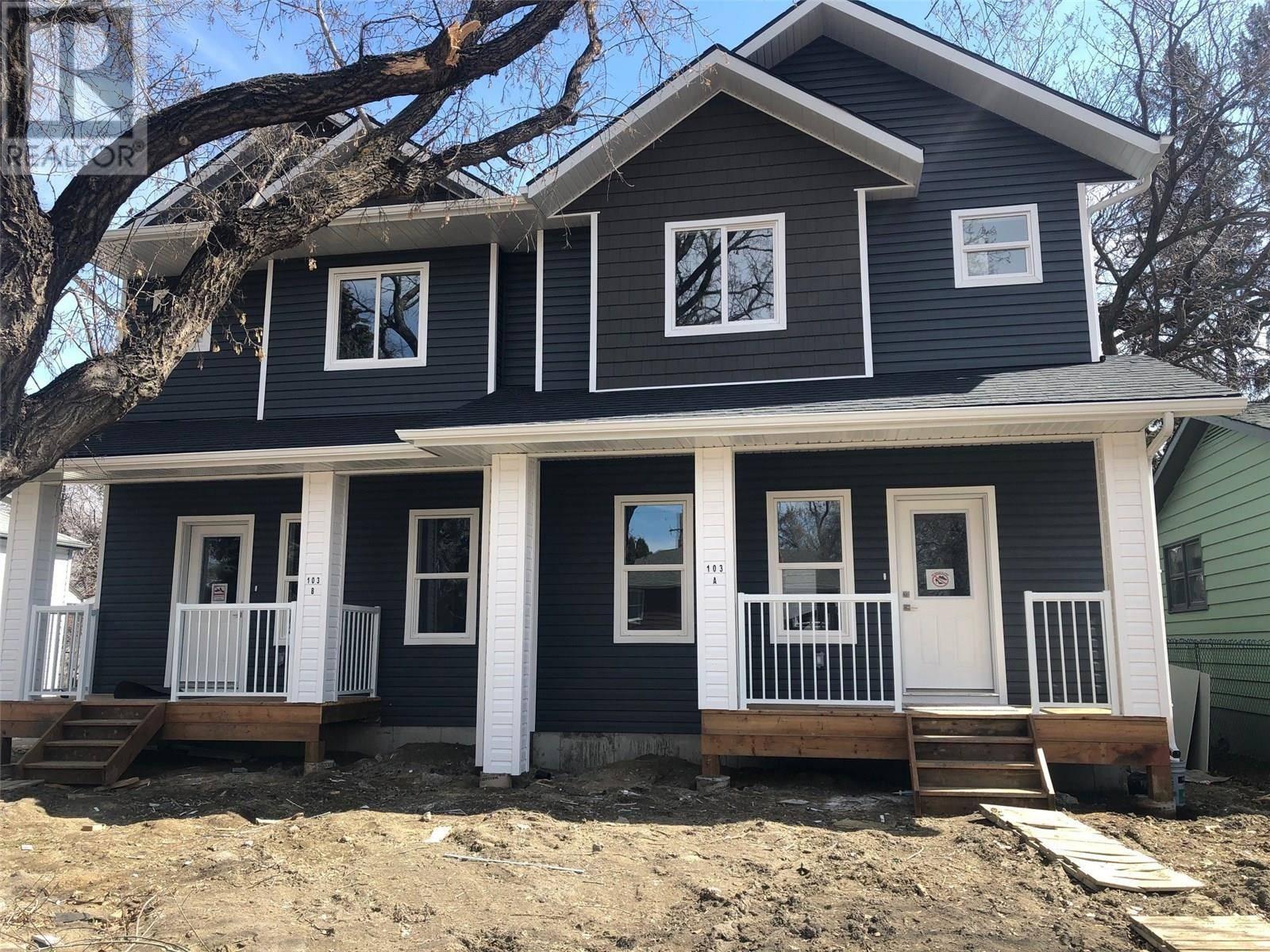 House for sale at 103 Evans St Saskatoon Saskatchewan - MLS: SK790406