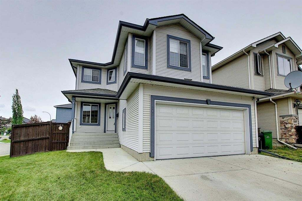 House for sale at 103 Evanscove Ht Northwest Calgary Alberta - MLS: A1009426