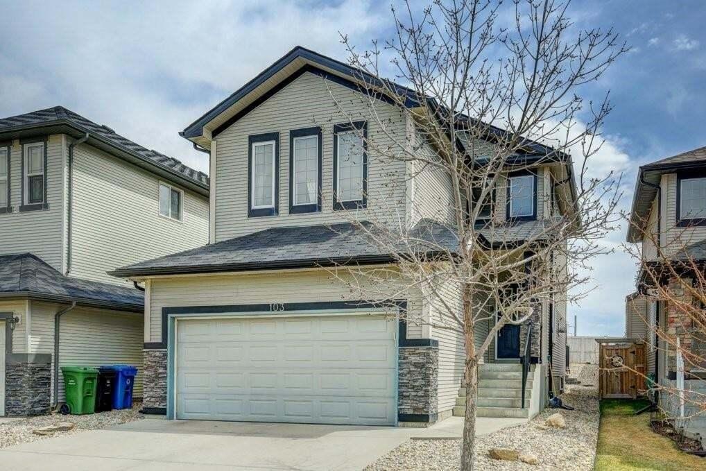 House for sale at 103 Evansford Rd NW Evanston, Calgary Alberta - MLS: C4289891