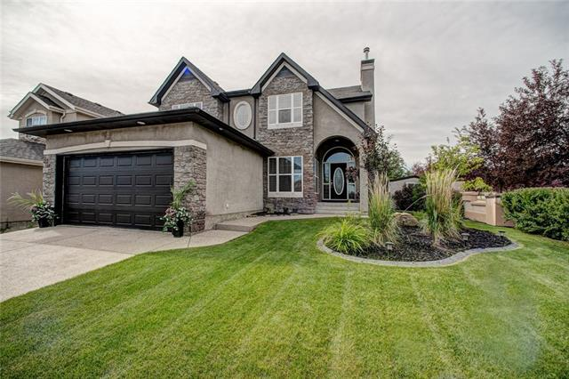 Sold: 103 Evercreek Bluffs Road Southwest, Calgary, AB