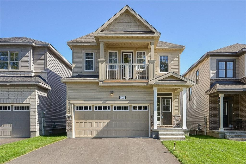 Removed: 103 Falabella Street, Ottawa, ON - Removed on 2019-10-10 05:57:15
