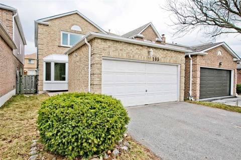 House for sale at 103 Grenbeck Dr Toronto Ontario - MLS: E4729414