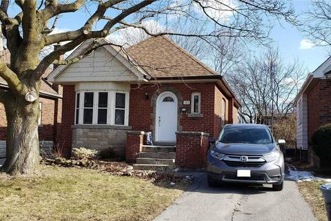 House for sale at 103 Haddon Ave Hamilton Ontario - MLS: X4698216