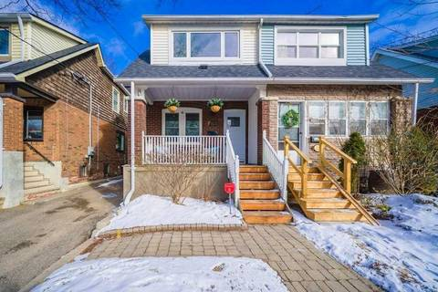Townhouse for sale at 103 Hiltz Ave Toronto Ontario - MLS: E4694663