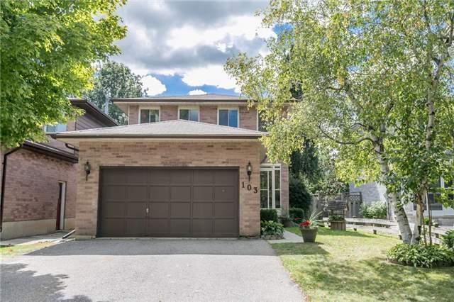 House for sale at 103 Kerr Boulevard New Tecumseth Ontario - MLS: N4298931