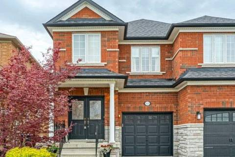 Townhouse for sale at 103 Lawren Harris Cres Caledon Ontario - MLS: W4458573