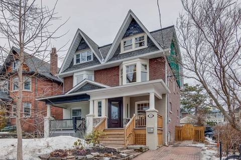 Townhouse for sale at 103 Lee Ave Toronto Ontario - MLS: E4386360
