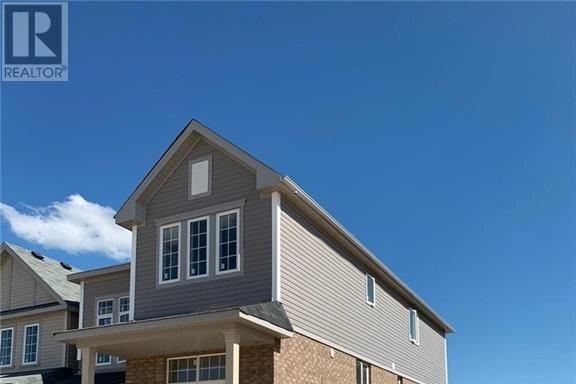 House for sale at 103 Longboat Run West Brantford Ontario - MLS: 40015150