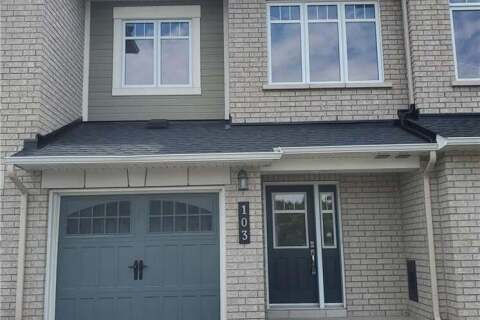 Home for rent at 103 Mancini Wy Ottawa Ontario - MLS: 1198735