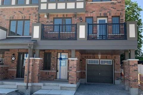 Townhouse for rent at 103 Mcalister Ave Richmond Hill Ontario - MLS: N4508318