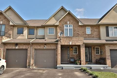 Townhouse for sale at 103 Meadow Wood Cres Hamilton Ontario - MLS: X4601414