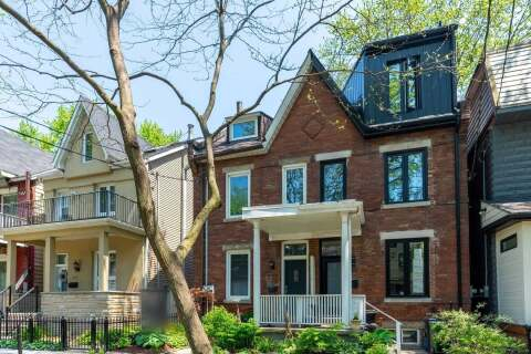 Townhouse for sale at 103 Morse St Toronto Ontario - MLS: E4777745