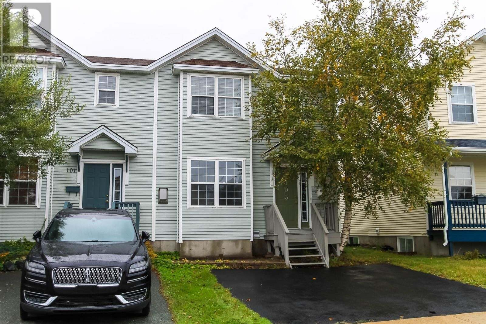 House for sale at 103 Moss Heather Dr St. John's Newfoundland - MLS: 1222333