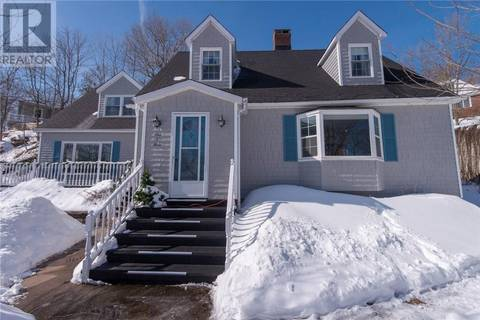 House for sale at 103 Mount Pleasant Ave Saint John New Brunswick - MLS: NB019811