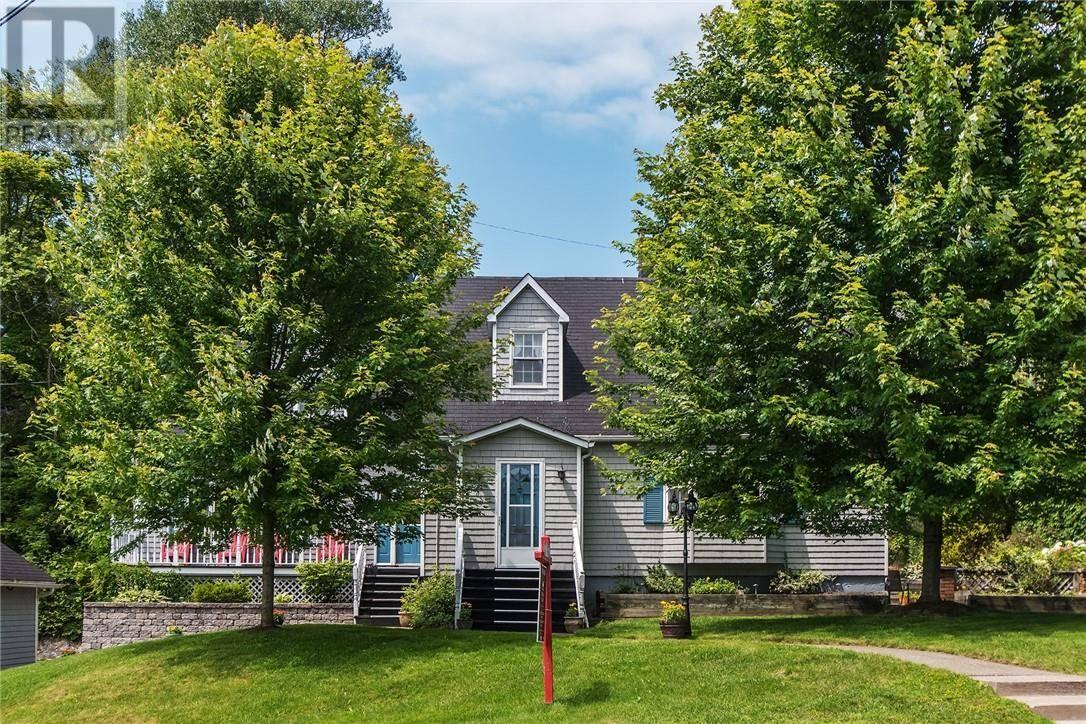 House for sale at 103 Mount Pleasant Ave Saint John New Brunswick - MLS: NB030326