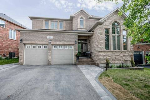 House for sale at 103 Mynden Wy Newmarket Ontario - MLS: N4601796