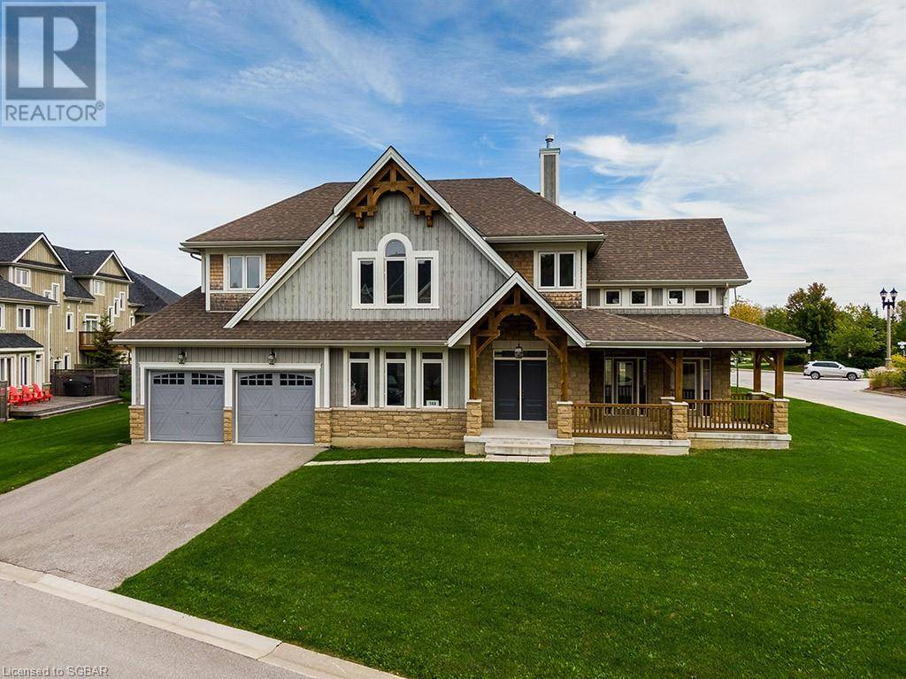 House for sale at 103 National Dr The Blue Mountains Ontario - MLS: 226912