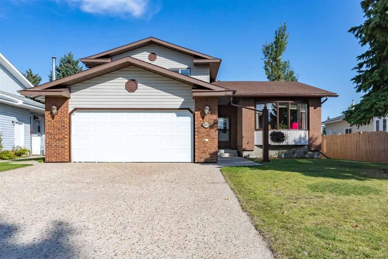 House for sale at 103 Northlake Ln Wetaskiwin Alberta - MLS: E4172967