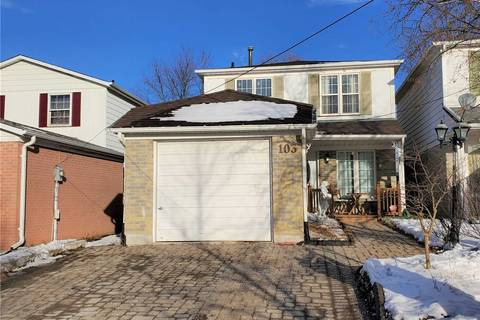 House for sale at 103 Patterson St Newmarket Ontario - MLS: N4684206