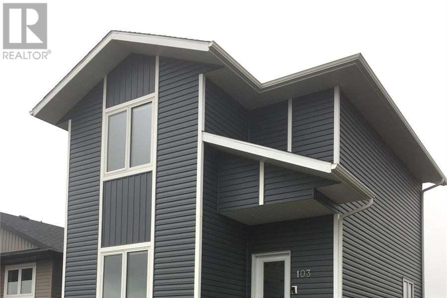 House for sale at 103 Reddekopp Cres Warman Saskatchewan - MLS: SK810214
