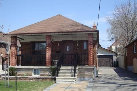 House for sale at 103 Richardson Ave Toronto Ontario - MLS: W4425996