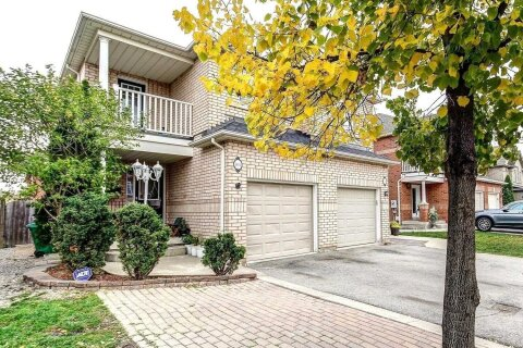 Townhouse for sale at 103 River Rock Cres Brampton Ontario - MLS: W4966444