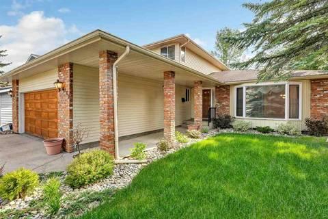 House for sale at 103 Roche Crescent Cres Nw Edmonton Alberta - MLS: E4164520