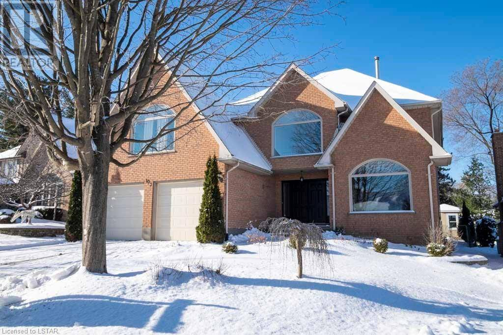 House for sale at 103 Rosehip Pl London Ontario - MLS: 240967