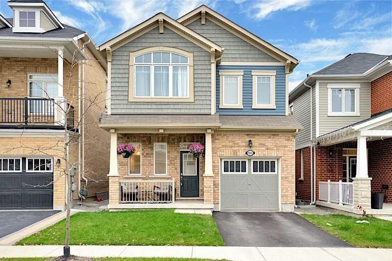 House for sale at 103 Rottenburg Court Milton Ontario - MLS: W4332166