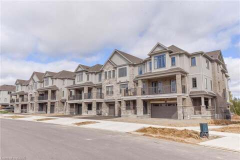 Townhouse for sale at 103 South Creek Dr Kitchener Ontario - MLS: 40035609