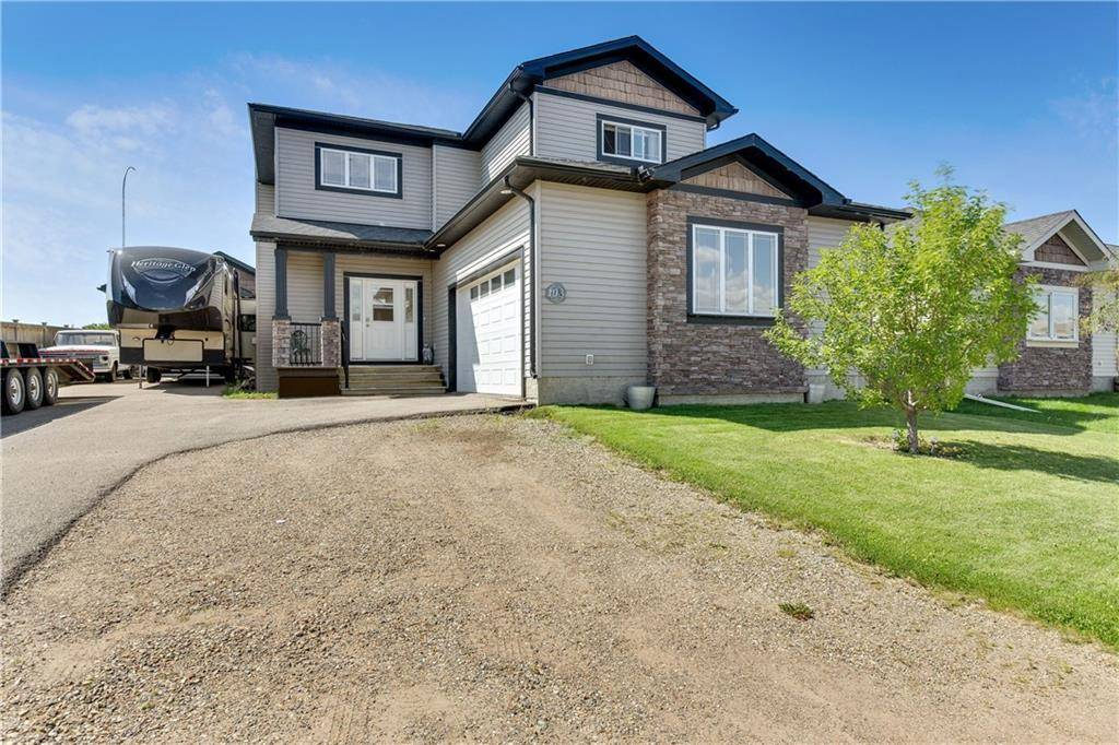 House for sale at 103 Strathmore Lakes Common Strathmore Lakes Estates, Strathmore Alberta - MLS: C4258670