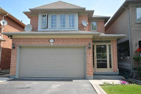 House for sale at 103 Wildberry Cres Brampton Ontario - MLS: W4493463