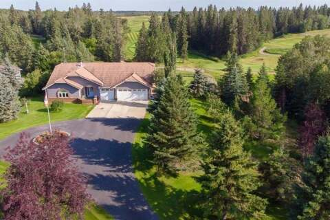 House for sale at 103 Wolf Cs Rural Ponoka County Alberta - MLS: A1038076