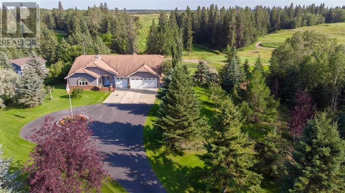 Residential property for sale at 103 Wolf Cs Rural Ponoka County Alberta - MLS: ca0175460