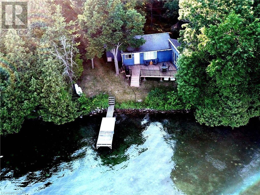 House for sale at 1030 Garnet Is Ramara Twp Ontario - MLS: 210328
