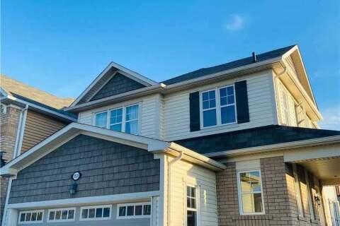 House for rent at 1030 Savoline Blvd Milton Ontario - MLS: W4778746