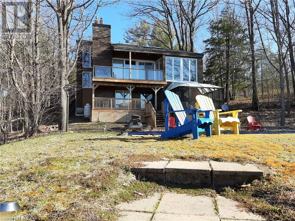 House for sale at 1030 South Sunset Bay Rd Gravenhurst Ontario - MLS: 248544
