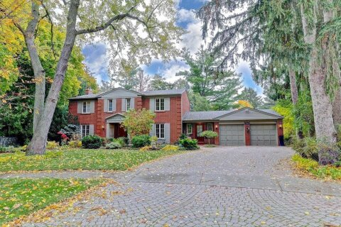 House for sale at 1030 Wenleigh Ct Mississauga Ontario - MLS: W4969441