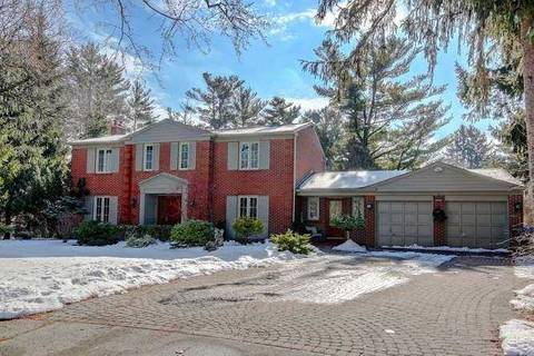 House for sale at 1030 Wenleigh Ct Mississauga Ontario - MLS: W4641177
