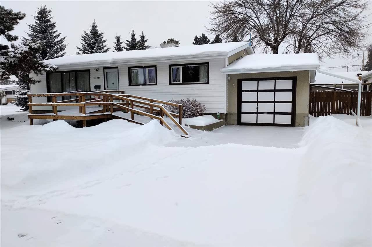 House for sale at 10304 64 St Nw Edmonton Alberta - MLS: E4184395