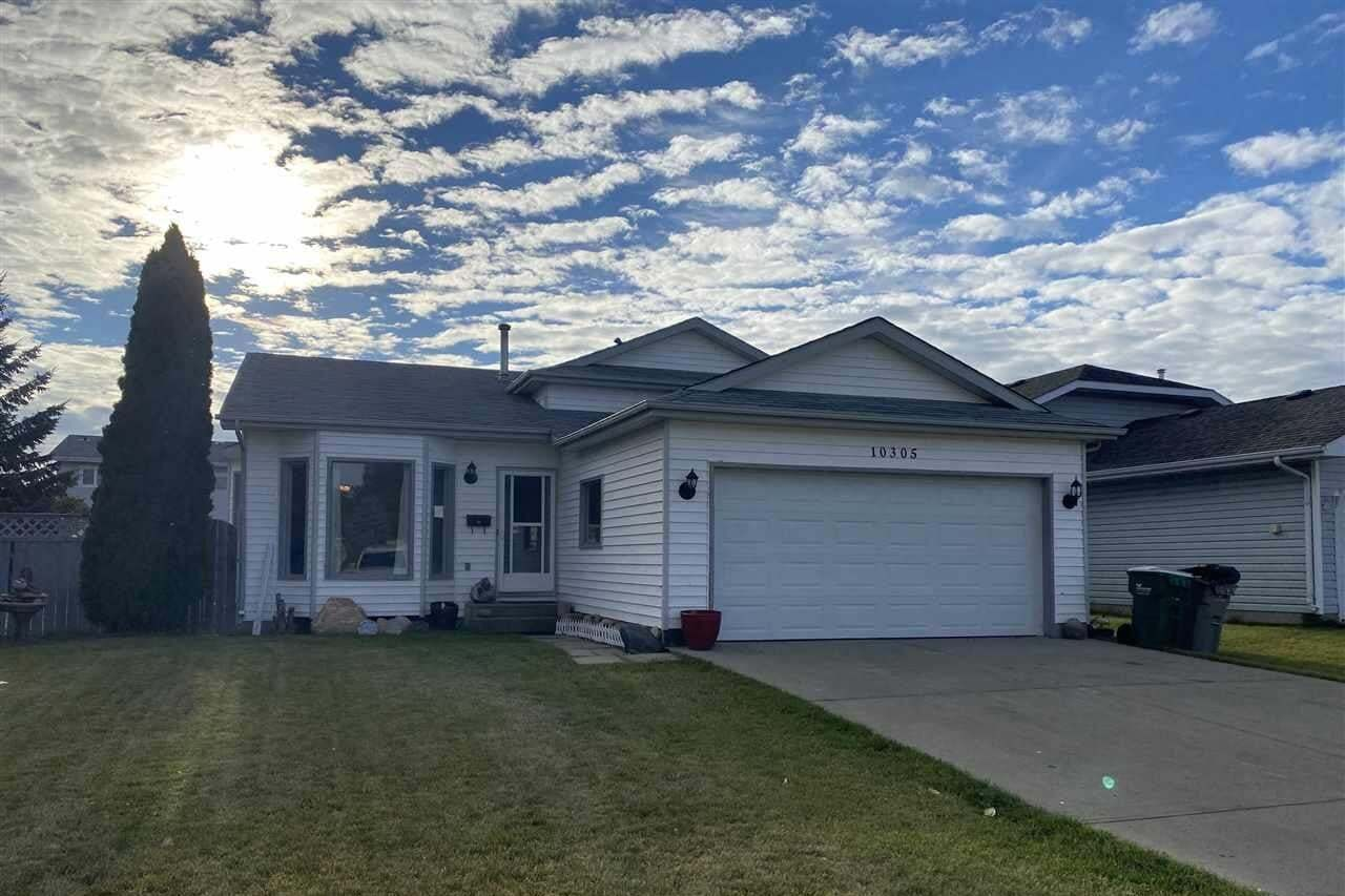 House for sale at 10305 89 St Morinville Alberta - MLS: E4213635
