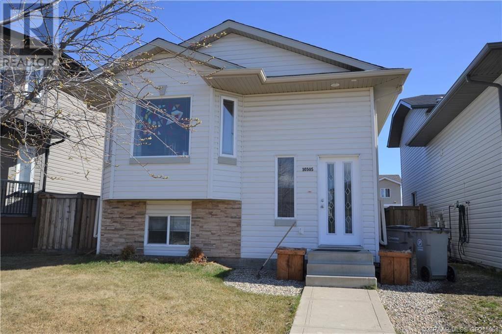 Townhouse for sale at 10305 Landing Dr Grande Prairie Alberta - MLS: GP215061