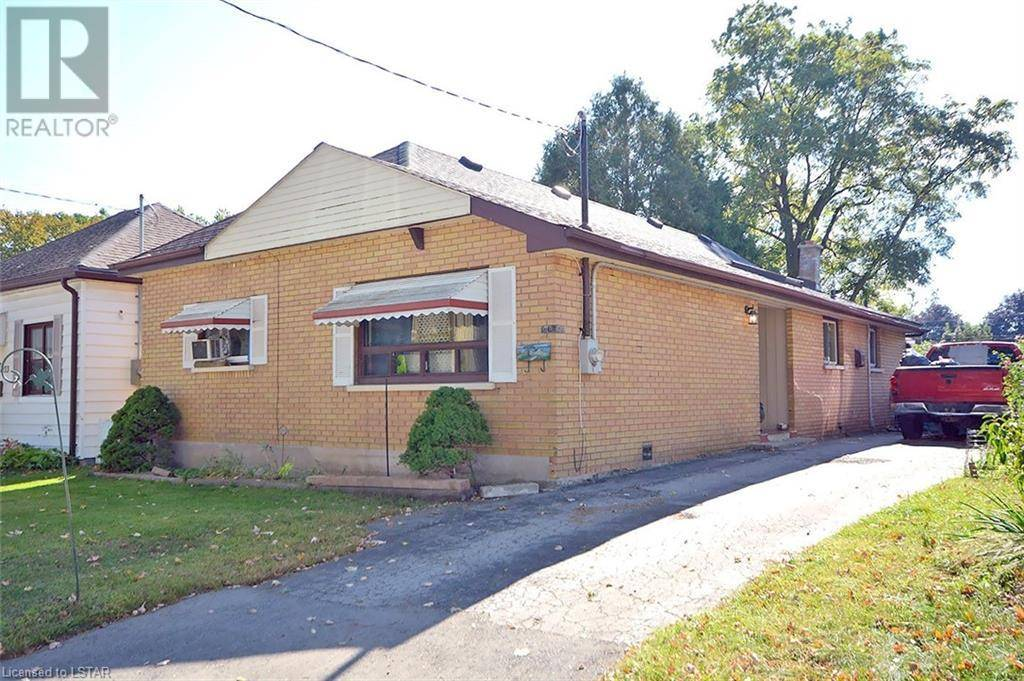 House for sale at 1031 Frances St London Ontario - MLS: 228766